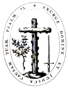 Seal of the Inquisition. (Courtesy Wikimedia Commons.)