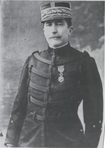 Colonel Georges Picquart, 1906 (Courtesy Wikimedia Commons; public domain in the United States)