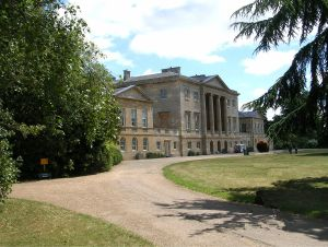 Basildon Park, the model for Ashenden (Courtesy Wikimedia Commons).
