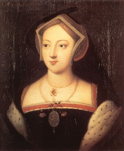 Mary Boleyn (Courtesy Wikimedia Commons. Public domain in the United States).