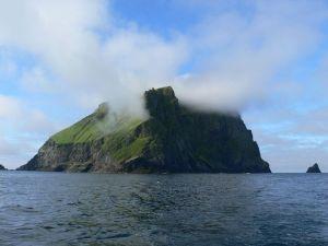 St. Kilda, Outer Hebrides (Public domain; courtesy urbanghostmedia.com).