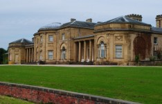 Heaton Hall, Manchester, England (Courtesy PublicDomainPictures.net).