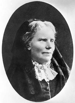 Elizabeth Blackwell, medical pioneer (Undated photo, courtesy Wikimedia Commons via National Library of Medicine; public domain)