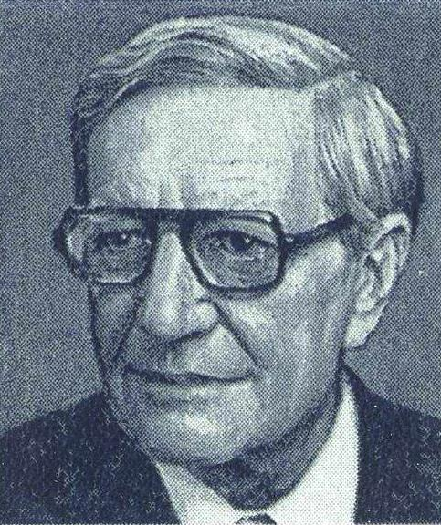 "Harold Adrian Russell ""Kim"" Philby worked for British Intelligence but was actually a Soviet agent. One of the so-called Cambridge Five, men who attended that institution and spied for the USSR, Philby defected in 1963. This image comes from a 1990 Soviet postage stamp (Courtesy Wikimedia Commons)."