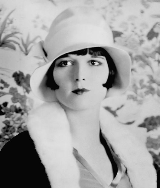 Louise Brooks, circa 1929 (Courtesy Library of Congress via Wikimedia Commons)