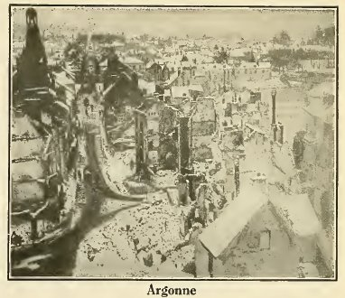 Destruction at Argonne, 1920 (courtesy U.S. Navy, via Wikimedia Commons)